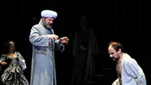 """""""Rituel pour une métamorphose"""", du dramaturge syrien Saadallah Wannous, est la première pièce arabe à entrer au répertoire de la Comédie-Française."""
