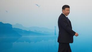 习近平金砖会议2017年9月5日厦门