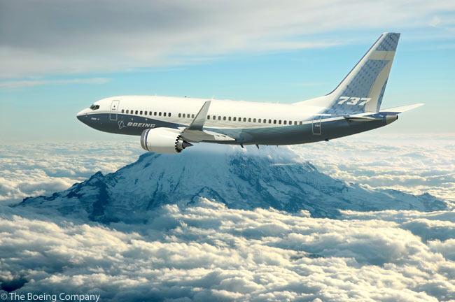 យន្តហោះធុន Boeing 737