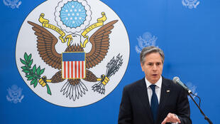 US Secretary of State Antony Blinken, speaking at the US embassy in Reykjavik, Iceland, has made it easier for US parents to pass along citizenship to children born through surrogacy