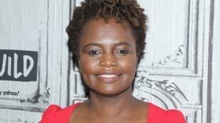 Karine Jean Pierre, née en Martinique de parents haïtiens et directrice de campagne de Kamala Harris, colistière de Joe Biden pour la présidentielle américaine de novembre.