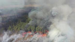 2020-04-13T094236Z_1351259682_RC2L3G91IFG1_RTRMADP_3_UKRAINE-CHERNOBYL-FIRE