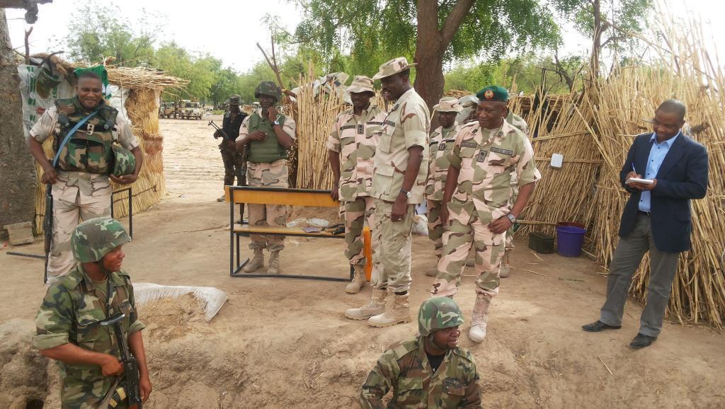 Jeshi la Nigeria laendesha mashambulizi ya anga dhidi ya Boko Haram.