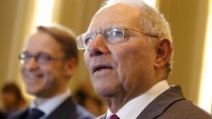 O ministro alemão das finanças, Wolfgang Schäuble, é uma das vozes mais críticas em relação à indefinição na Grécia.