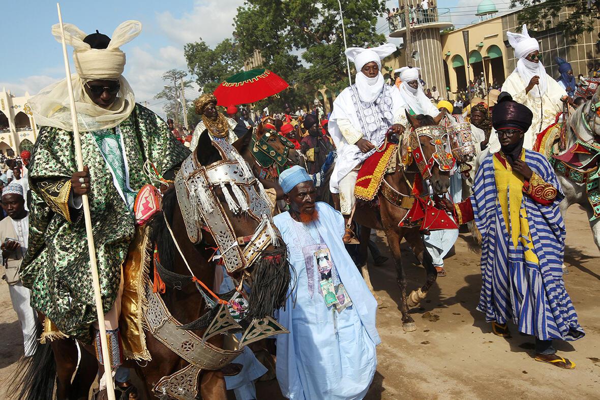 durbar-festival-zaria-nigeria