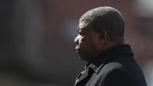 O Presidente angolano, João Lourenço. Imagem de arquivo.