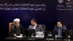 حسن روحانی برای انتخابات خبرگان نامزد شده است