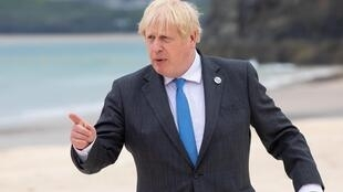 Johnson has blamed unforeseen pandemic spending for his decision to temporarily cut the overseas aid budget