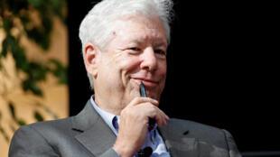 Giáo sư Richard Thaler, giải Nobel Kinh Tế năm 2017.