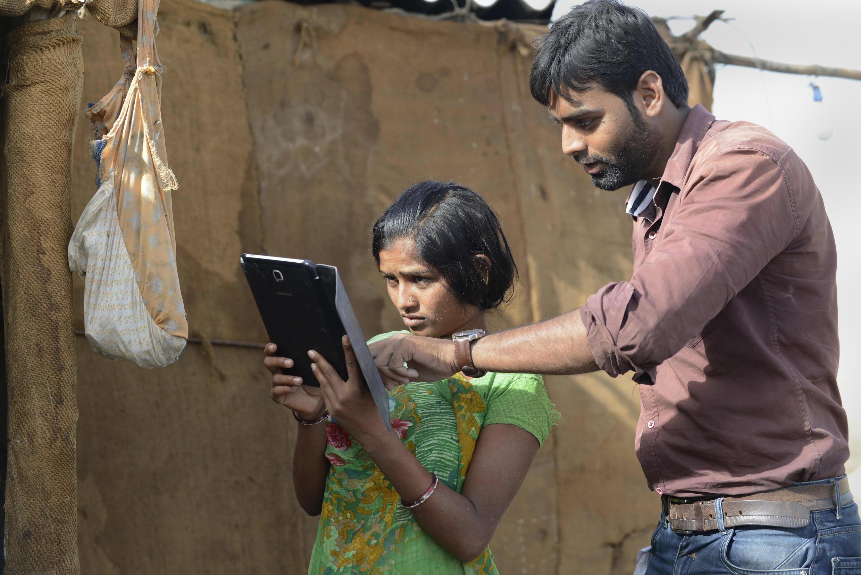 Le gouvernement indien souhaite que chacun puisse bénéficier des nouvelles technologies.