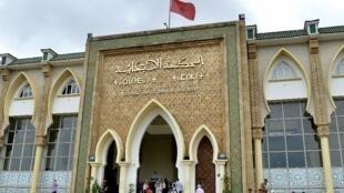 Le tribunal de première instance de Salé, au Maroc, le 27 juin 2019 (image d'illustration)