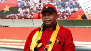 João Lourenço, cabeça-de-lista do MPLA às eleições gerais 2017.