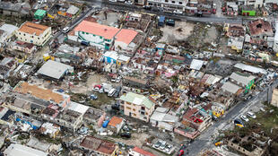 View of the aftermath of Hurricane Irma on Sint Maarten Dutch part of Saint Martin island in the Carribean September 6, 2017. Picture taken September 6, 2017.