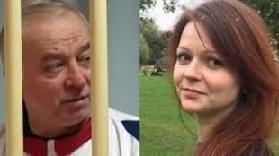 俄英双面间谍斯克里帕尔父女资料图片