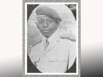 Cheikh Tidiane Gadio, au prytanée militaire de Saint-Louis.