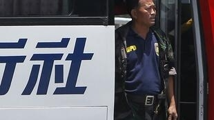 Роландо Мендоса захватил автобус с гонконгскими туристами в Маниле.