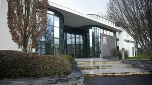 The Biotrial laboratory in Rennes on 15 January 2016