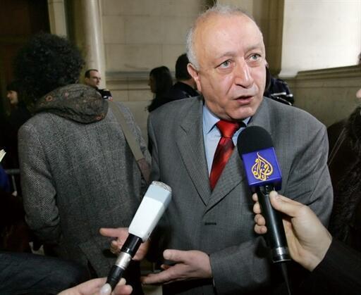 Глава комиссии по исламофобии при Французском мусульманском совете (CFCM) Абдалла Зекри