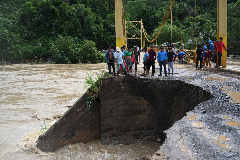 طوفان «اتا» در آمریکای مرکزی