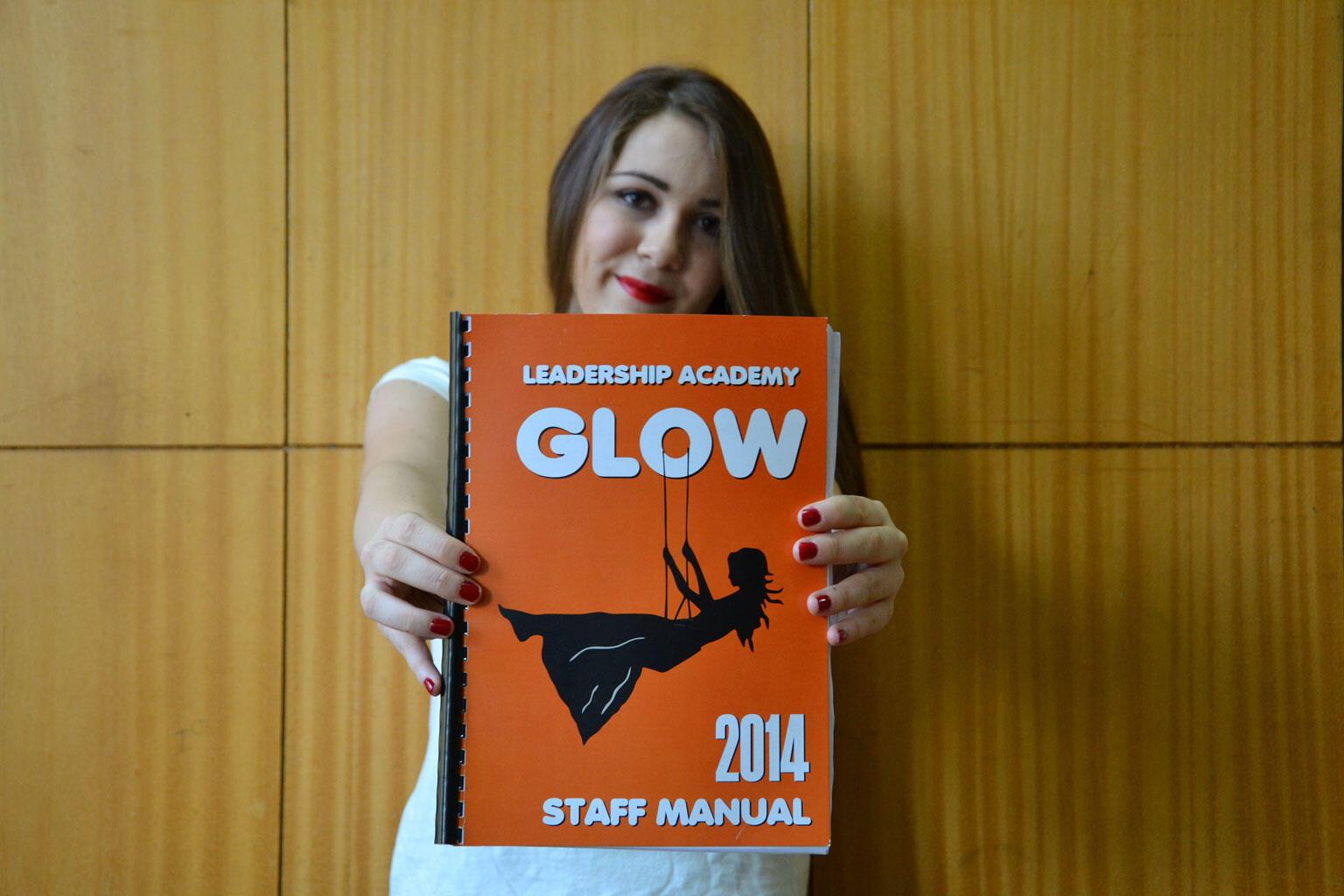 Maria Hristoforova veut promouvoir le leadership féminin.