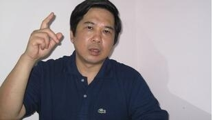 Ông Cù Huy Hà Vũ bị bắt từ đêm 04/11/ 2010 tại Sài Gòn