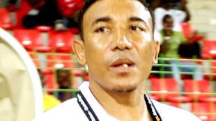 Lito Vidigal, ex-seleccionador angolano de futebol