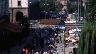 Un tiers de la population est à la retraite en Bulgarie.