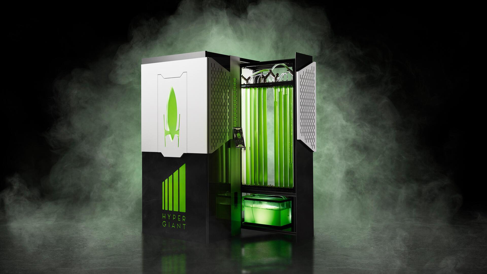 L'entreprise américaine Hypergiant Industries,spécialisée dans le développement de systèmes d'intelligence artificielle, a imaginé une solution de haute technologique afin de réduire nos émanations de dioxyde de carbone.
