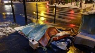 Le cas de Sarah, sans domicile fixe, recensé par le collectif «Enfant sans toit» n'est malheureusement pas une exception. (Photo d'illustration)