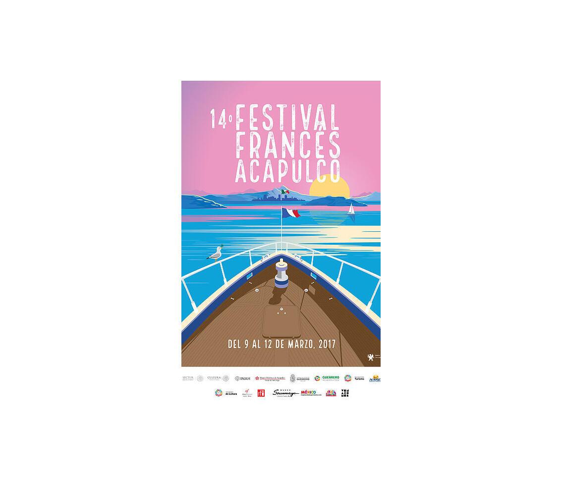 Le festival se termine ce dimanche 12 mars 2017.