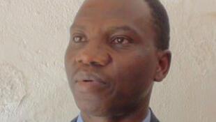 Mohamed Camara, juriste, analyste politique guinéen.