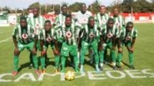A equipa moçambicana da Liga Muçulmana