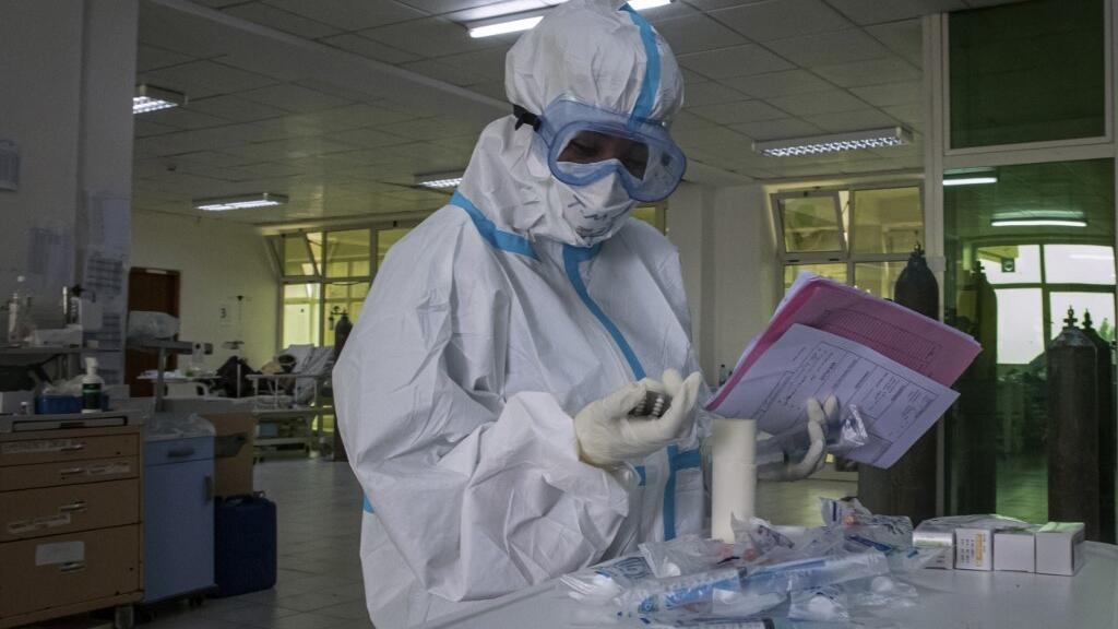 Coronavirus: l'Afrique face à la pandémie le lundi 3 août