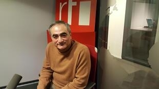 مهرداد وهابی، اقتصاددان و دانشیار دانشگاه پاریس