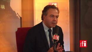 Luc Chatel, député de la Haute-Marne, président du Conseil national des Républicains (LR), ancien ministre de l'Education nationale.