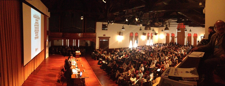 Международная конференция об исламизированных армянах в Босфорском университете Стамбула со 2 по 4 ноября 2013 года