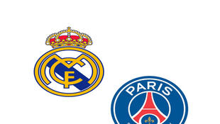 Real Madrid vs PSG.