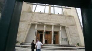 Une église à Bagdad.