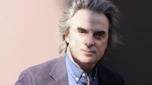Portrait de l'écrivain Jean-Christophe Grangé, pour son roman «Lontano».
