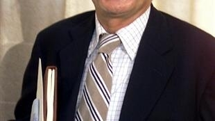 L'innamovible chef de la communauté druze, Walid Joumblatt.