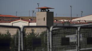 Turquia presos