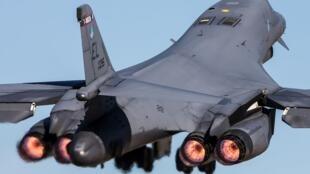 網傳美國空軍B-1B