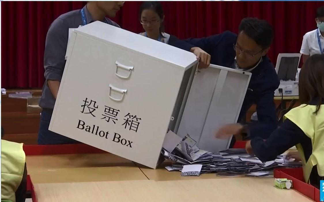 选举胜利的浪潮超过了泛民主派此前希望