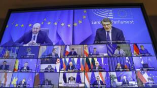 2月底欧盟峰会讨论新冠疫苗