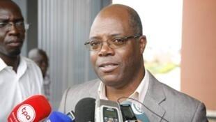 Advogado angolano David Mendes