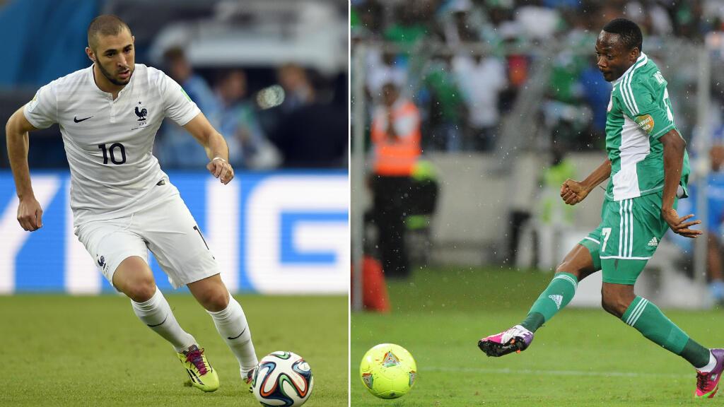 Đội Pháp lọt vào tứ kết nhưng phải thận trọng trước đội Nigeria - Reuters
