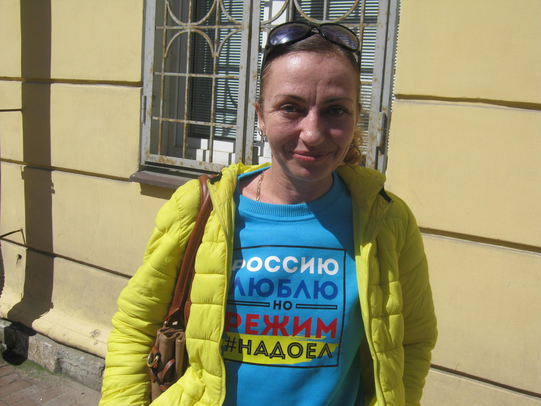 Юлия Чернобродова
