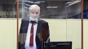 Mladic will be allowed to speak for 10 minutes later at the International Residual Mechanism for Criminal Tribunals