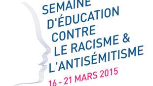Semaine d'éducation et d'action contre le racisme et l'antisémitisme.