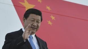 Tổng bí thư đảng Cộng sản Trung Quốc Tập Cận Bình (ảnh chụp ngày 04/09/2013)